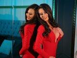 CarollineFox naked online show