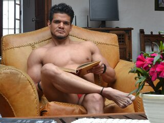 LuigiVeilob anal nude show